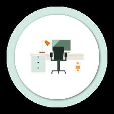 Icono Oficinas Despachos