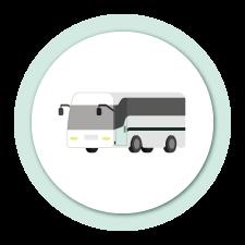 Icono Transporte Bus