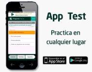 APP TEST Oposiciones