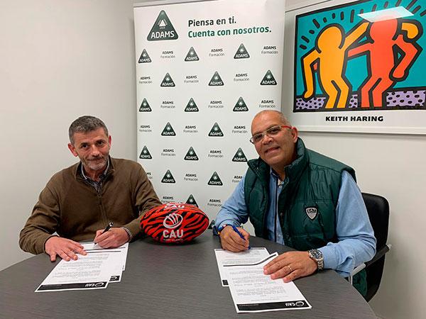 Acuerdo CAU Rugby