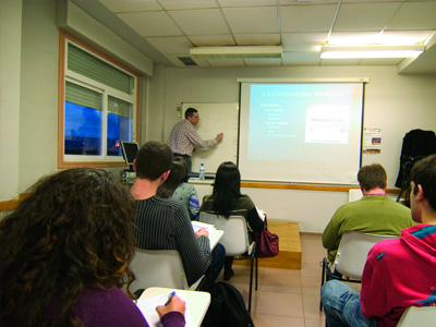 Clase Ourense