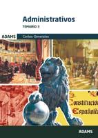 Temario 3 Administrativos de las Cortes Generales