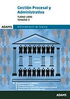 Temario 3 Gesti�n Procesal y Administrativa, turno libre