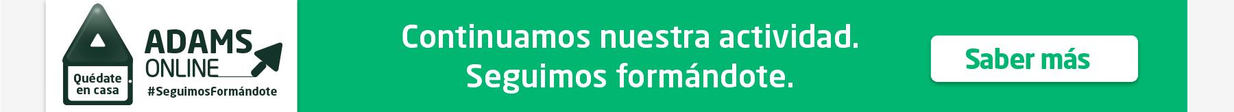 #SeguimosFormandote