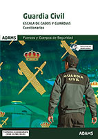 Cuestionarios. Guardia Civil
