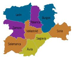 Comunidad Autónoma de Castilla y León